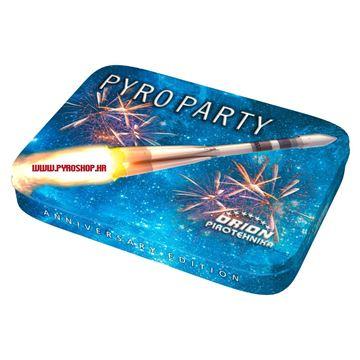 Slika od 557 - EXCLUSIVE METAL BOX PYRO PARTY