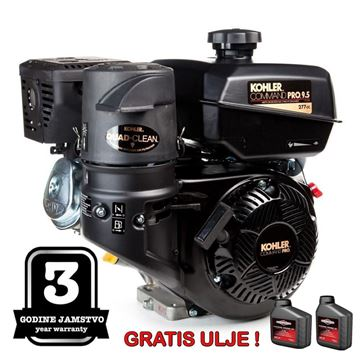 Slika od Motor Lombardini CH 395 PRO 9.5ks benzinski