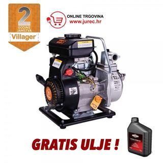"""Slika od Villager motorna pumpa za vodu WP 8P (3,8kw) 1"""""""