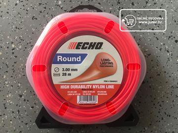 Slika od ECHO profesionalna rezna nit za trimere 3.0mm/28m