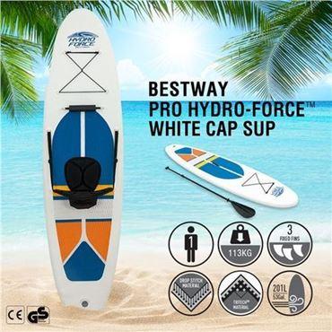 Pogledaj proizvode iz kategorije SUP daske za vodene sportove