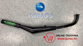 Slika od Auspuh TOMOS A3 crni sport