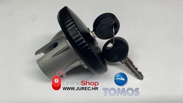 Slika od Čep s ključem TOMOS BT/ATX/CTX