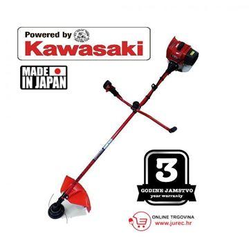 Slika od KAWASAKI TJ53E/W PRO TRIMER SA MOTOROM KAWASAKI TJ53E/53,2ccm